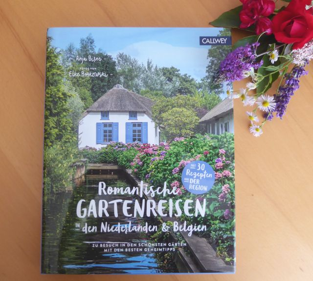 Gartenreisen Niederlande Belgien